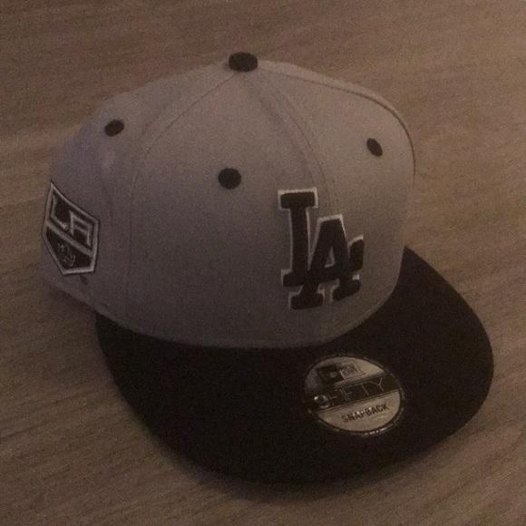 50d61e4666f New LA Kings Dodgers Collaboration Hat